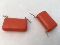 2 Stück Philips 1μF FK 4001 (gebraucht)