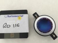 Turbosound RD-116 Diaphragm CD-116