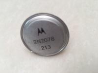 2N2078 Motorola nos Transistor