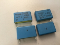 WIMA FKP1 4200PF 1600V 4Stück