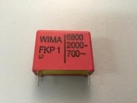 WIMA FKP1 6800PF 2000V