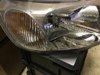 H4 Scheinwerfer rechts für Ford Transi..