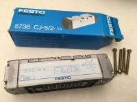 Festo CJ-5/2-1/4 5736 Pneumatikventil