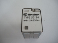 finder Type 55.34 Relais  AEBI 0904159..