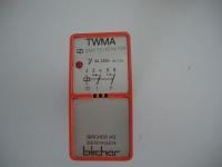 Bircher TWMA Zeitrelais  0,3sek