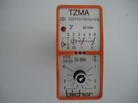 Bircher TZMA Zeitrelais  30-300sek  220V