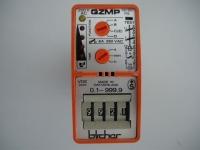 Bircher QZMP Zeitrelais  0.1-999.9  220V