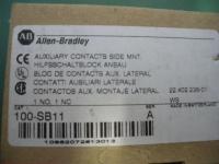 Allen-Bradley 100-SB11 Hilfsschaltbloc..