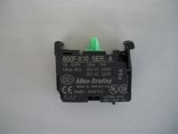Allen-Bradley 800F-X10  SER.A
