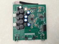 Audio Pro Amp-DSP PCB Right speaker LV2E