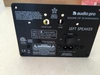 Audio Pro Power supply PCB Left speaker LV2E