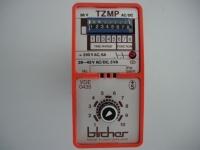 Bircher TZMP Zeitrelais 36V 0,1sek-300min