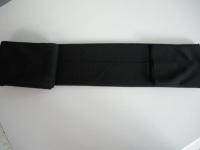 Bespannstoff für Lautsprecher schwarz