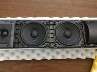 b o bang olufsen beolab 6000 defekt bass lautsprecher. Black Bedroom Furniture Sets. Home Design Ideas